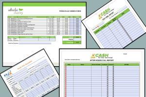 Portfolio for PDF Fillable / Printable Forms
