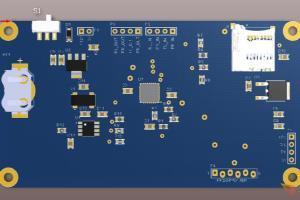 Portfolio for Electronics Circuit % pcb Designing