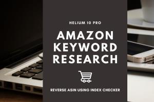 Portfolio for Amazon Keyword Research