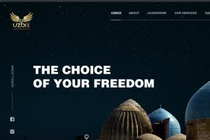 Uzbizz Website