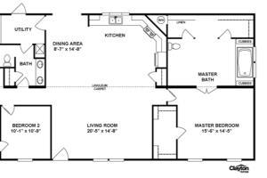 Portfolio for Floorplans and Blueprints of a building.