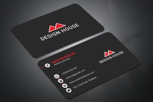 Portfolio for Business cards letterhead stationary