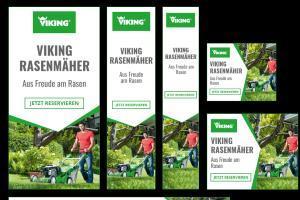 Portfolio for Ad Banner Designer
