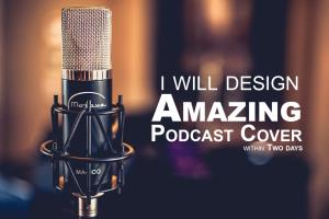 Portfolio for Podcast Cover Art Design