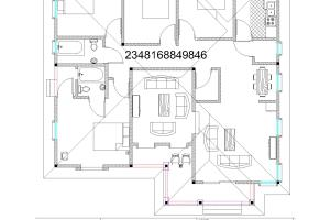 Portfolio for I WILL DRAW YOUR WELL DETAILED FLOORPLAN
