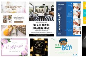 Portfolio for Canva Pro Social Media Template & Design