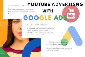 Portfolio for Google Ads   YouTube Ads/Advertising
