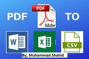 Portfolio for Data Entry in 24 hours