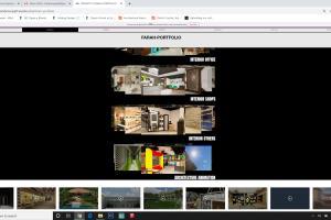 Portfolio for Architecture Planning and Visualization