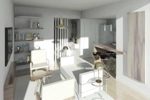 Portfolio for Architecture and Interior Design Project