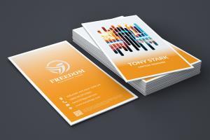 Portfolio for Business Card Design