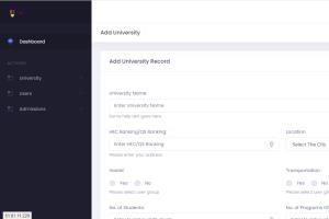 Portfolio for Full Stack Web Developer