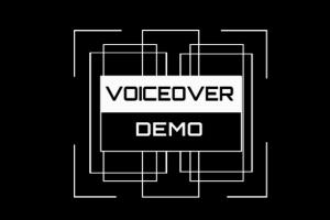 Portfolio for British voice-over artist