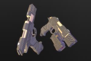 Portfolio for 3D designer & modeler
