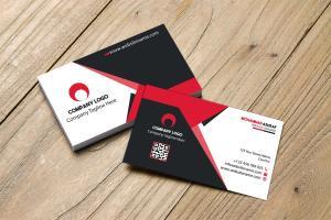 Portfolio for Visiting Card/Business Card Design