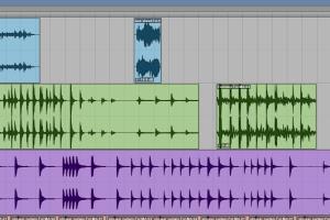 Portfolio for Sound Designer