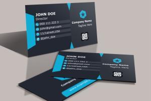Luxurious Business Card Design