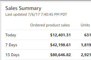 Portfolio for Amazon expert | Amazon seller central |