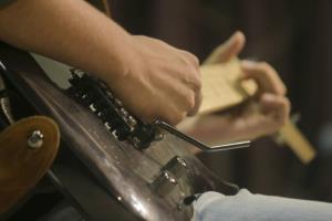 Portfolio for Session Guitarist