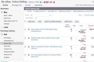 Portfolio for Ebay, Amazon, Shopify & Etsy Expert