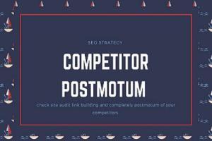 Portfolio for I will do SEO Competitive Analysis