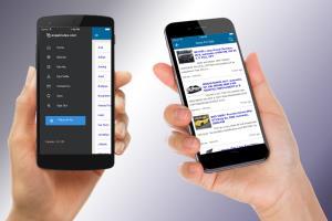 Portfolio for Ionic&Cordova App Development