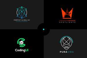 Portfolio for Monogram Logo Design