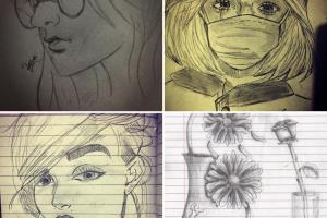 Portfolio for Draw realistic pencil drawing sketch