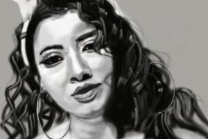 Portfolio for Customized Digital potrait Art