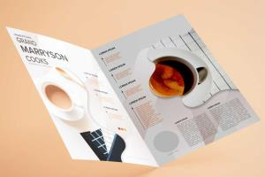 Portfolio for Professional Brochure,Podcast, Designer