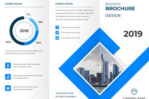 Portfolio for Brochures, flyers and Business Cards