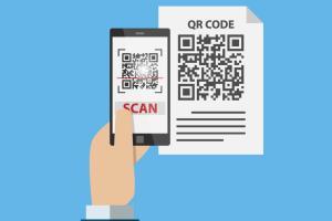 Portfolio for QR code designer