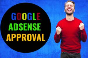 Portfolio for Approve Google Adsense