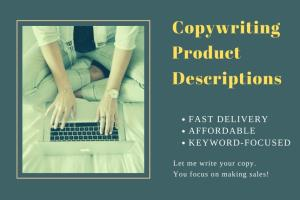 Portfolio for Product Descriptions that Truly Sells