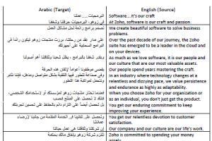 Portfolio for I will translate eng to any language