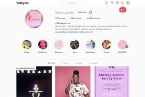 Portfolio for I will grow your Instagram account