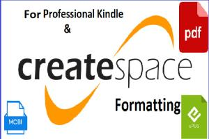 Portfolio for Book formatting kindle epub mobi pdf