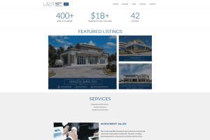 Portfolio for Corporate Websites
