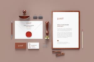 Portfolio for I can create complete brand identity