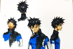 Portfolio for Character Designer, Manga artist