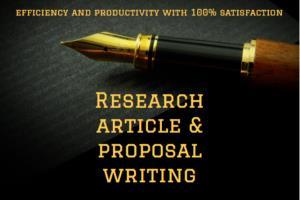 Portfolio for Professional Writer