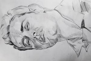 Portfolio for Portrait, illustration drawings