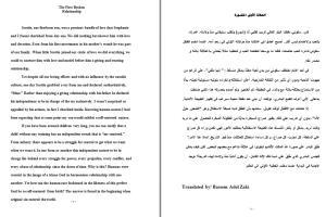 Portfolio for Translator, Subtitling, Content Writer
