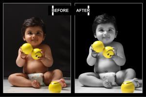 Portfolio for Image Editor/Color correction/Background