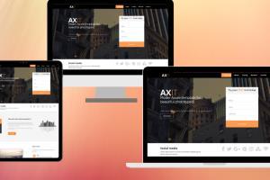 Portfolio for Full Stack web developer and designer