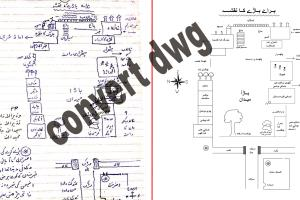 Portfolio for Auto CAD drawing and drafting