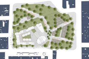 Portfolio for Architecture blueprints in autocad