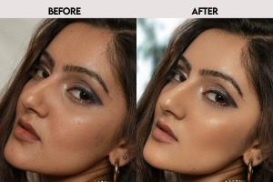 Portfolio for High-end beauty retouching