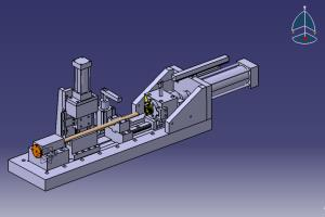 Portfolio for Mechanical Designer (CAD & CAM)