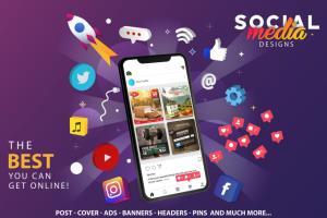 Portfolio for Social Media Account Management